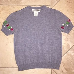 Dolce & Gabbana Sweater 38 is a Small.